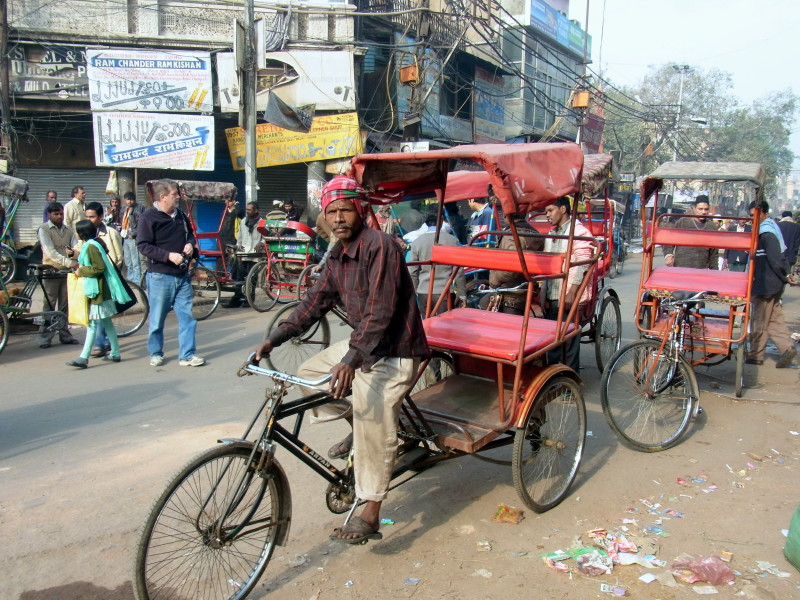 Photos to fall in love with India: the chaos of Delhi - LiveRecklessly