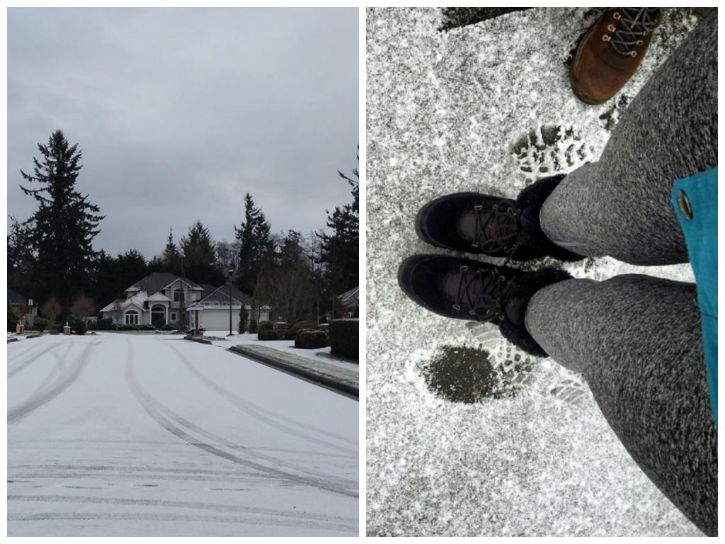 Expat Escapades January 2016 - Snow In Anacortes - LiveRecklessly.com