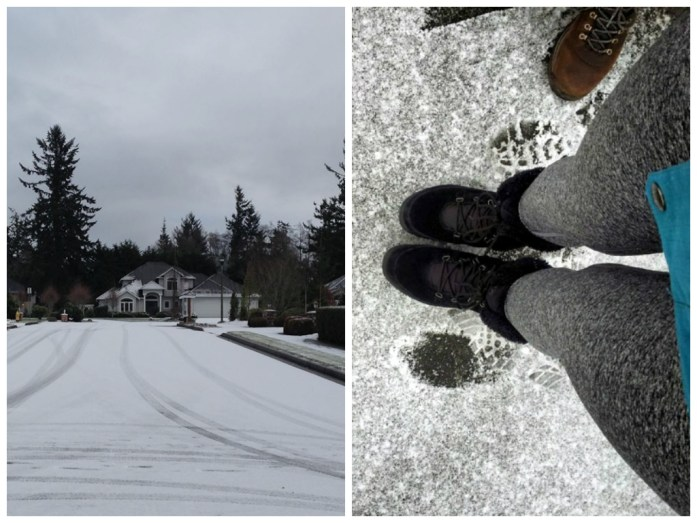 Expat Escapades January 2016 - Snow In Anacortes - LiveRecklessly.com