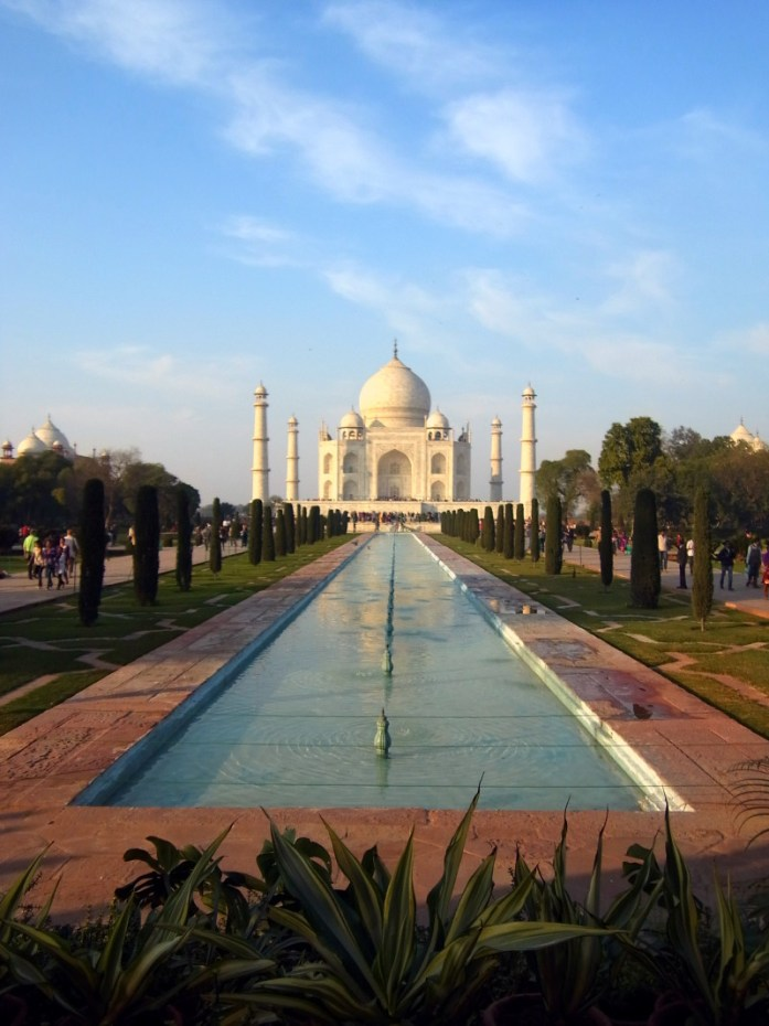 India in Photos: Taj Mahal without the crowds - LiveRecklessly