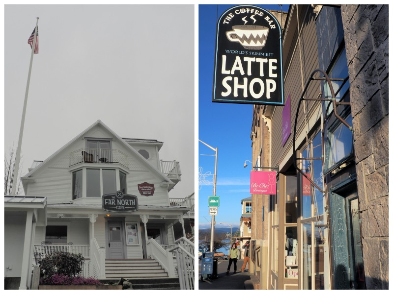 Friday Harbor Dining: the many cafes that call this town home - LiveRecklessly.com