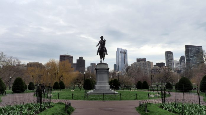 Expat Escapades April 2016: Boston Public Garden - LiveRecklessly.com