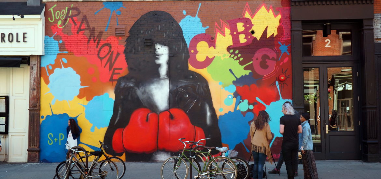 Expat Escapades April 2016 - NYC street art- LiveRecklessly.com