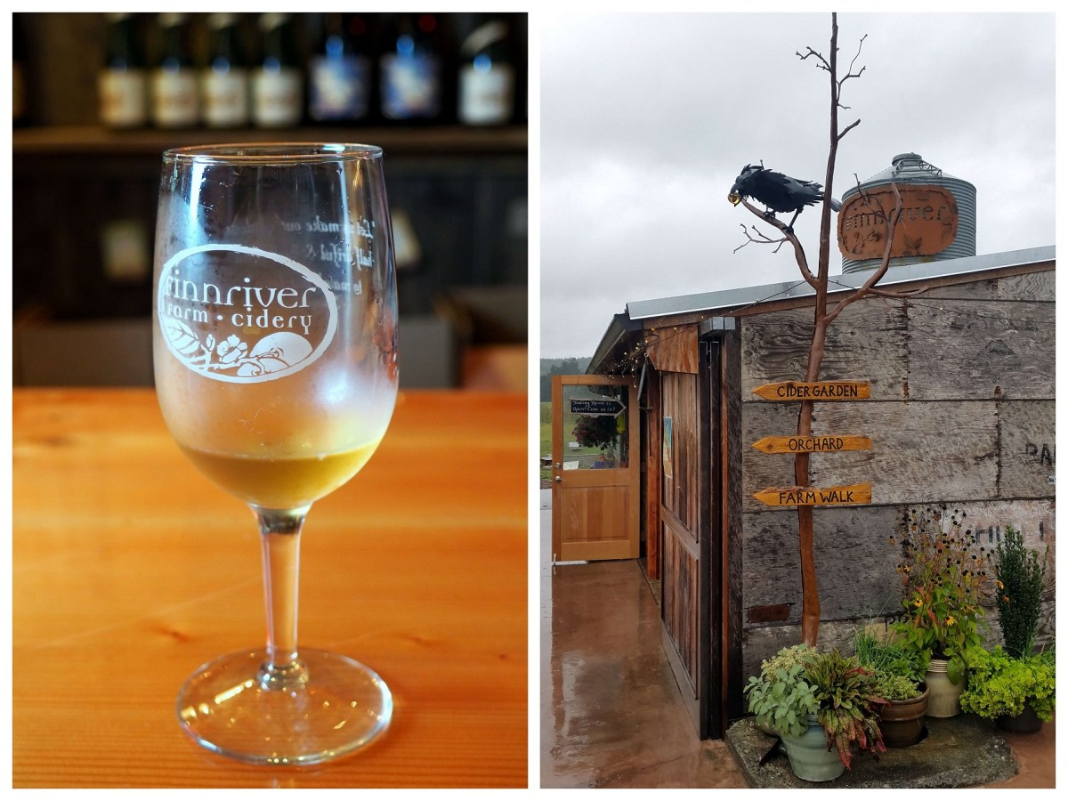 Visiting Finnriver Cidery - A rainy weekend in Olympia, Washington's funky capital city - LiveRecklessly.com