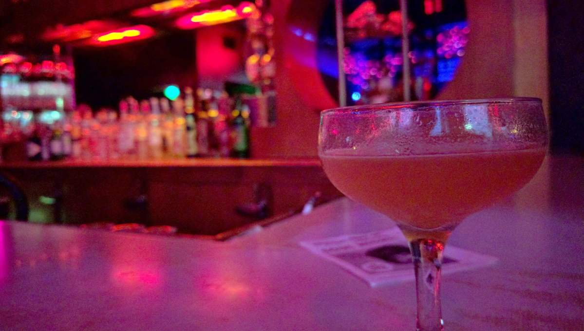 Cocktails at Cryptatropa Bar - A rainy weekend in Olympia, Washington's funky capital city - LiveRecklessly.com