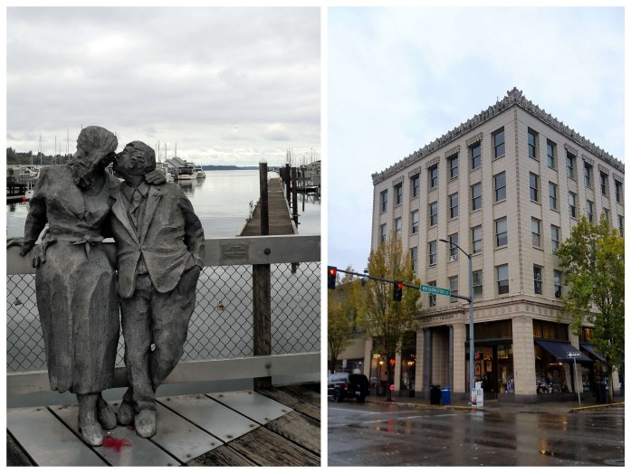 Exploring town on a rainy weekend in Olympia, Washington's funky capital city - LiveRecklessly.com