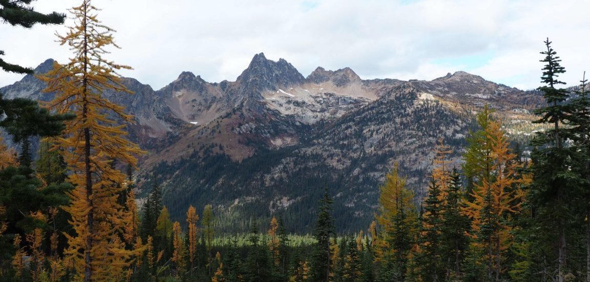 Hiking and camping in North Cascades National Park. Read more at www.liverecklessly.com