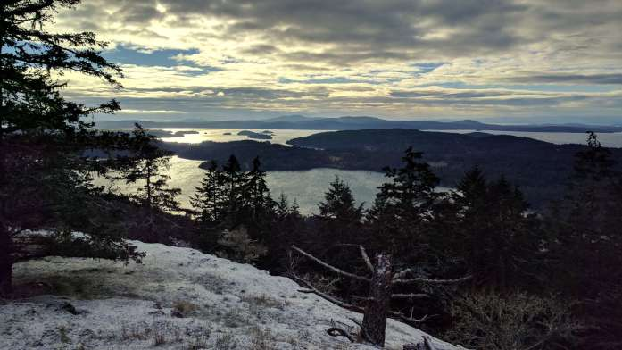 Expat Escapades December - Orcas Island Ship Peak Hike - Live Recklessly