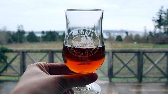 Expat Escapades December - Vancouver Island Sea Cider