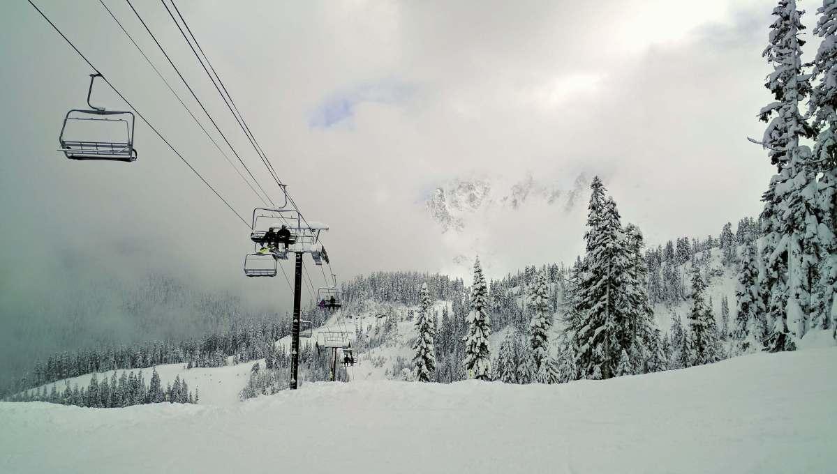 Mt Baker - winter getaways in Washington - Live Recklessly