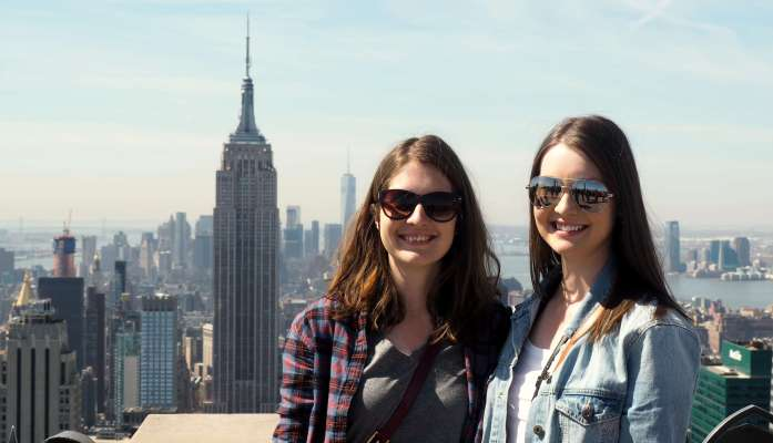 New York. A year of adventure: 2016 in review. By Live Recklessly