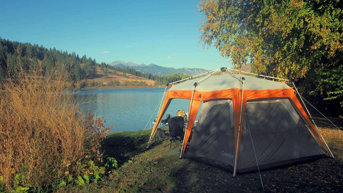 Off season travel at Perrygin Lake Washington