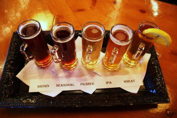 La Conner brewery - ultimate weekend guide to la conner