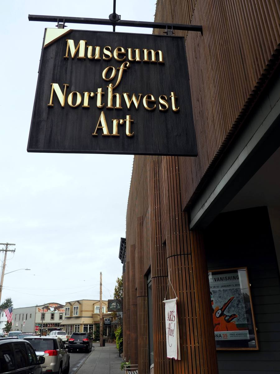 Art in La Conner - MoNA - Ultimate Weekend Guide to La Conner Washington - Live Recklessly