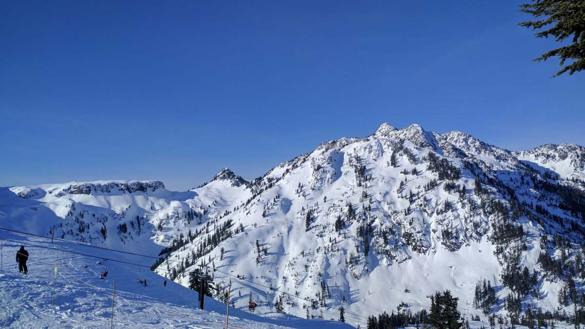 Beautiful scenes from Mt Baker - Live Recklessly