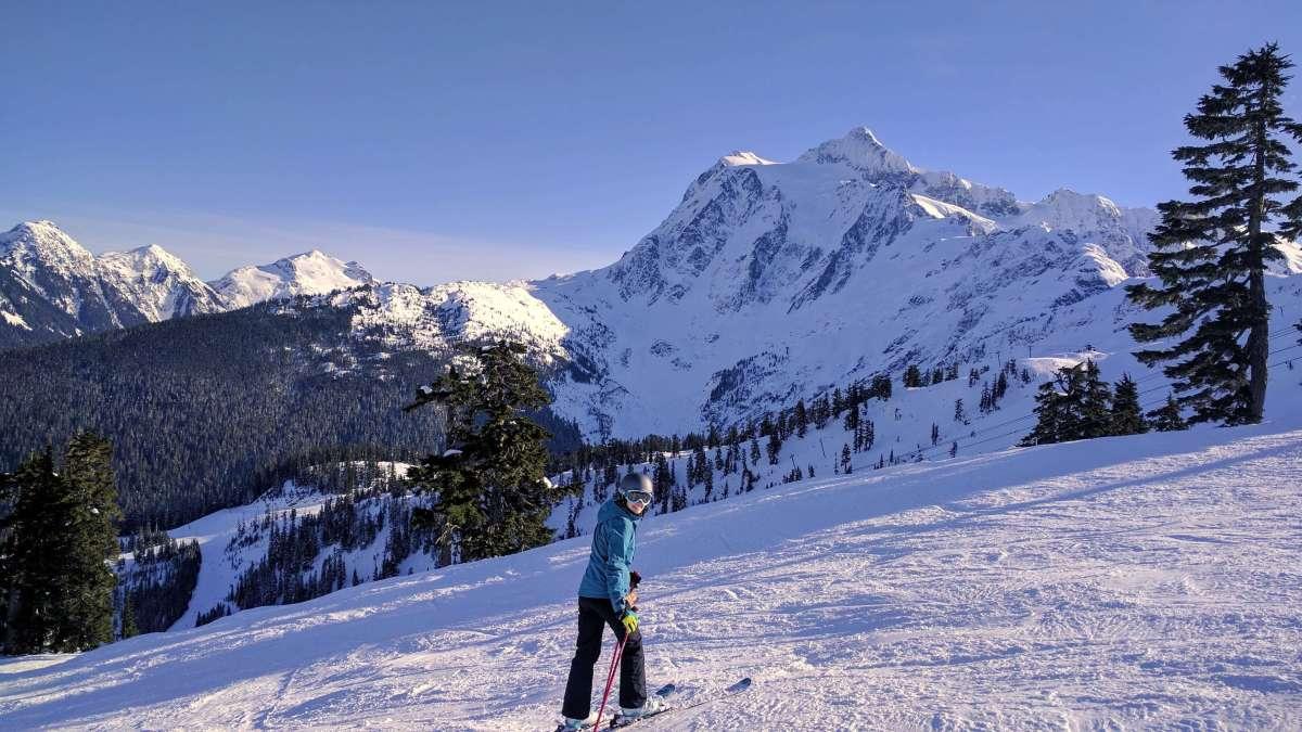 Ski Mt Baker Washington USA - Live Recklessly