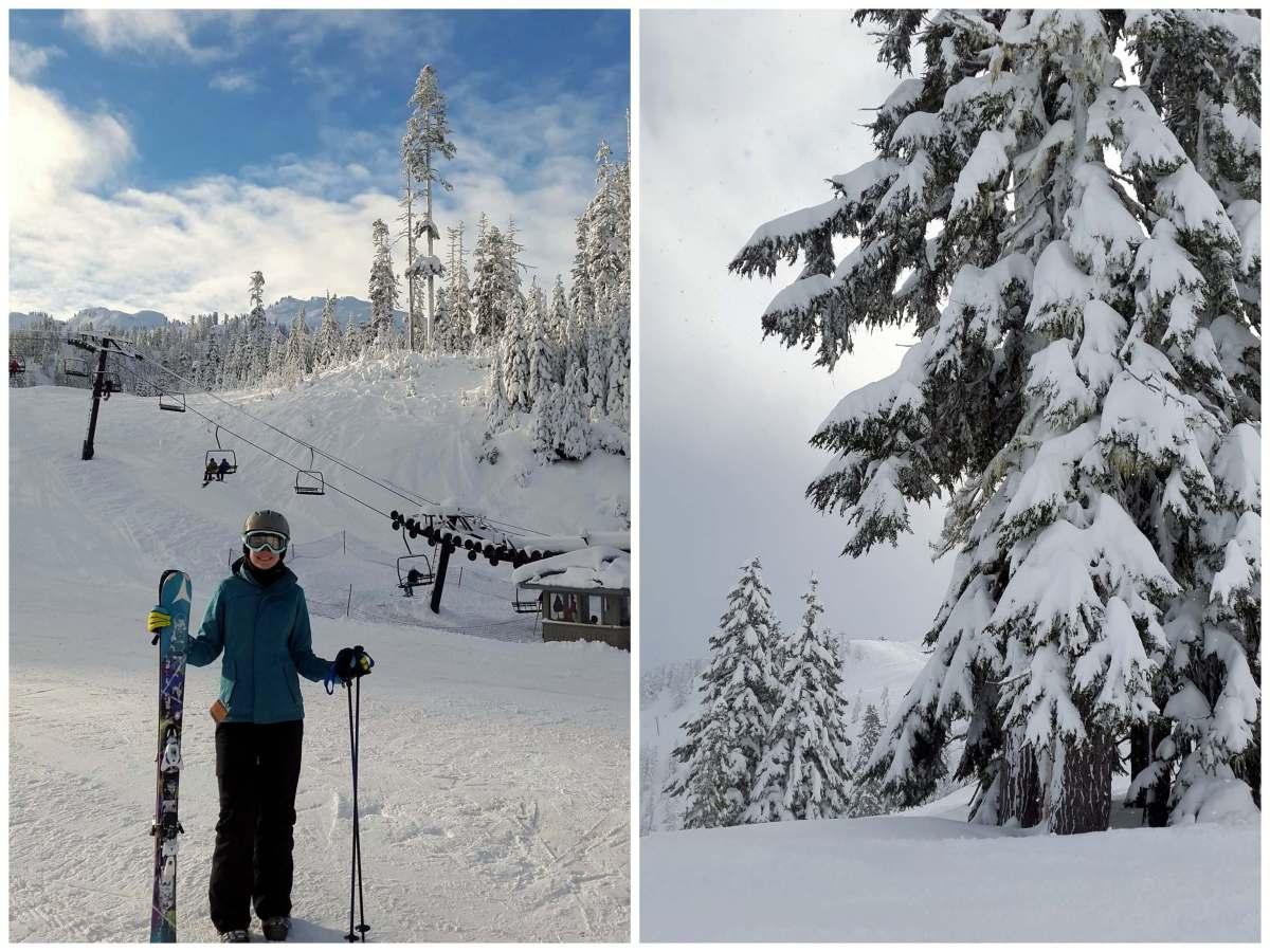 My new skis - Ski Mt Baker Washington USA - Live Recklessly