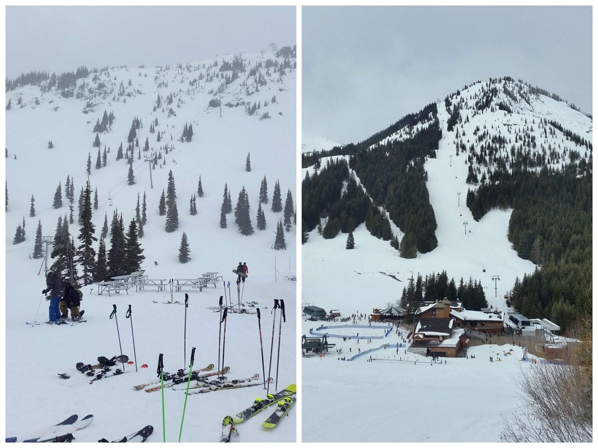 Ski weekend at Crystal Mountain Resort Washington - Live Recklessly