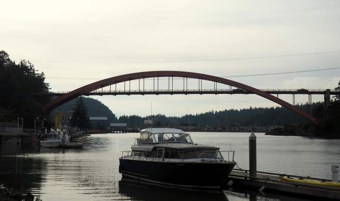 Waterfront la conner rainbow bridge - Ultimate Weekend Guide to La Conner Washington - Live Recklessly