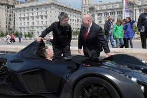 BAC Mono 3 with Mayor