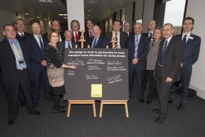 City region politicians and transport leaders sign up to fair deal pledge