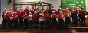 Hunts Cross choir