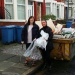 Orrell Park clean up