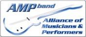 AmpBand Alliance of Musicians and Performers Logo