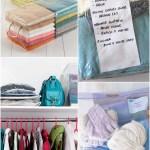 Off Season Clothes Storage