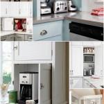 The Ideal Kitchen: Appliance Storage