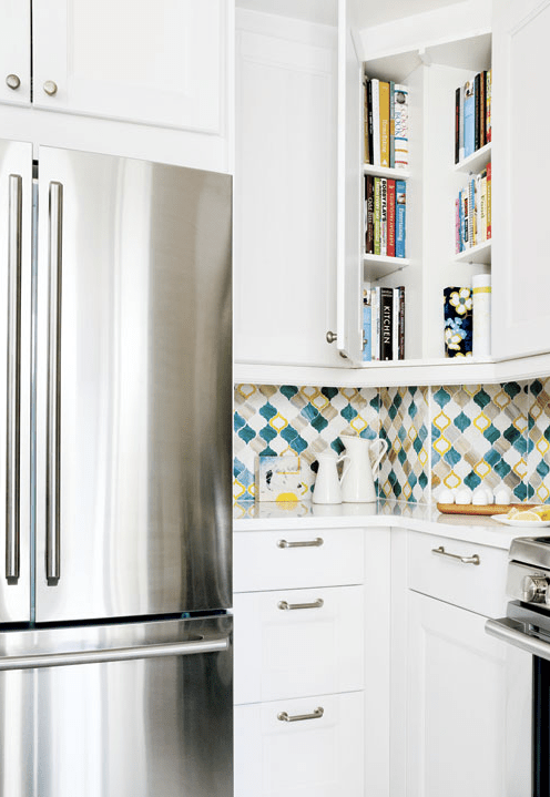 Corner Kitchen Cabinet Solutions Live Simply By Annie