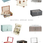10 Beautiful Jewelry Boxes