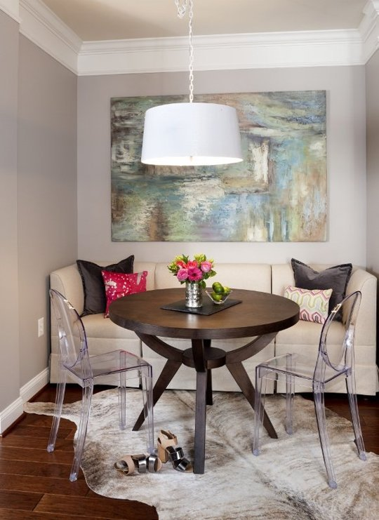 Dining Room Designs For Small Spaces: 8 Inspiring Examples That Prove Small Spaces Do Have Room