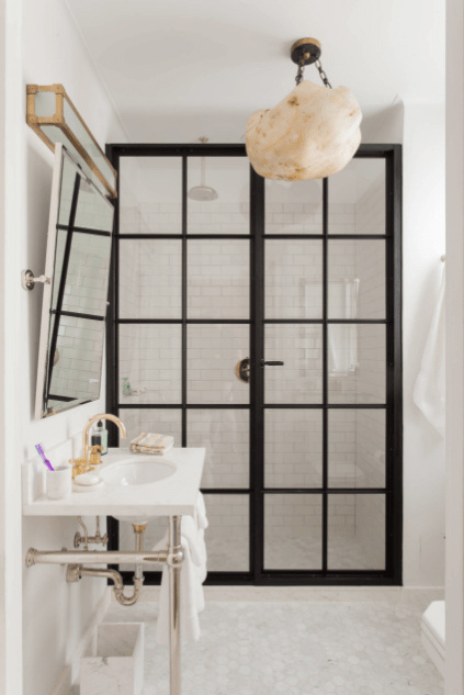 Forced Bathroom Remodel In: Live Simply / Professional