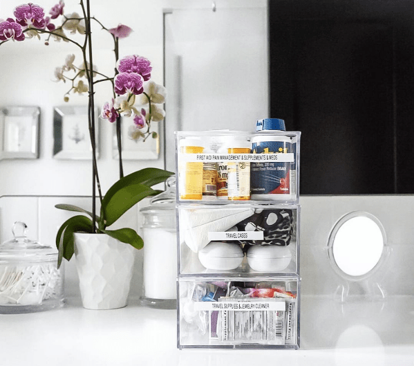 A professional organizer shares her favorite tools and tricks of the trade.