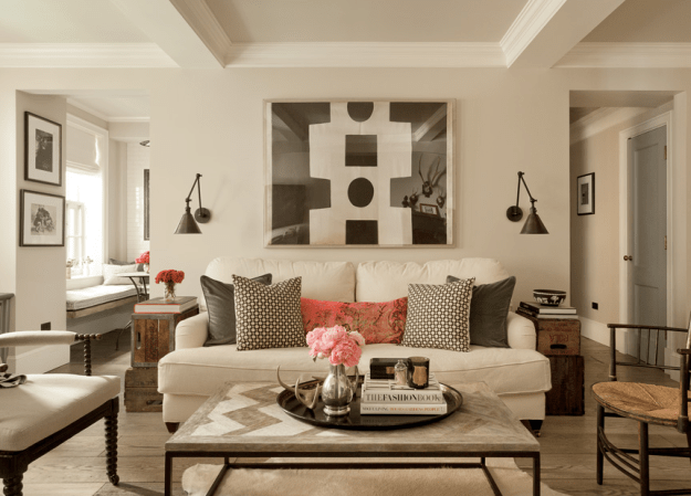 Take a peek into the portfolio of one of nyc's most talented interior designers...
