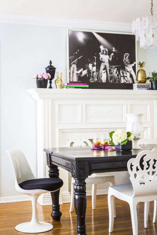 A designer channels easy glamour in Los Angeles homes.