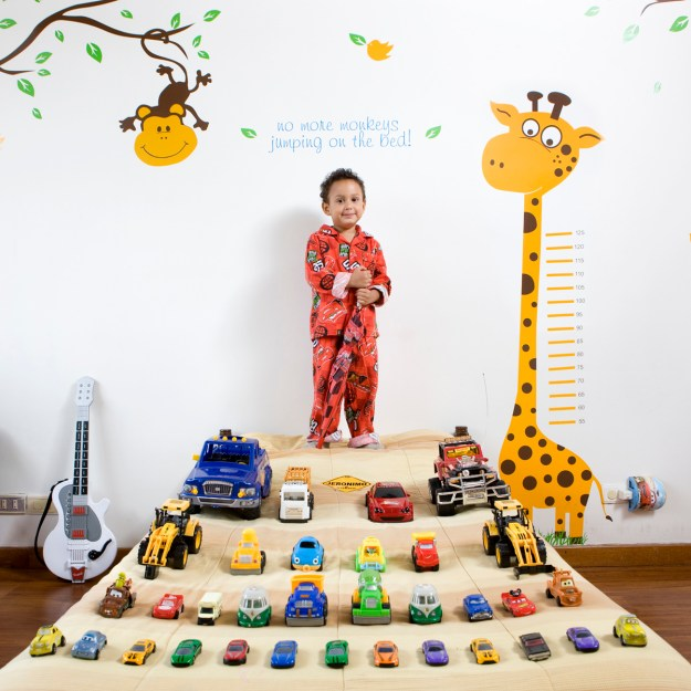 Toy Stories: a look at the most prized possessions of kids around the world