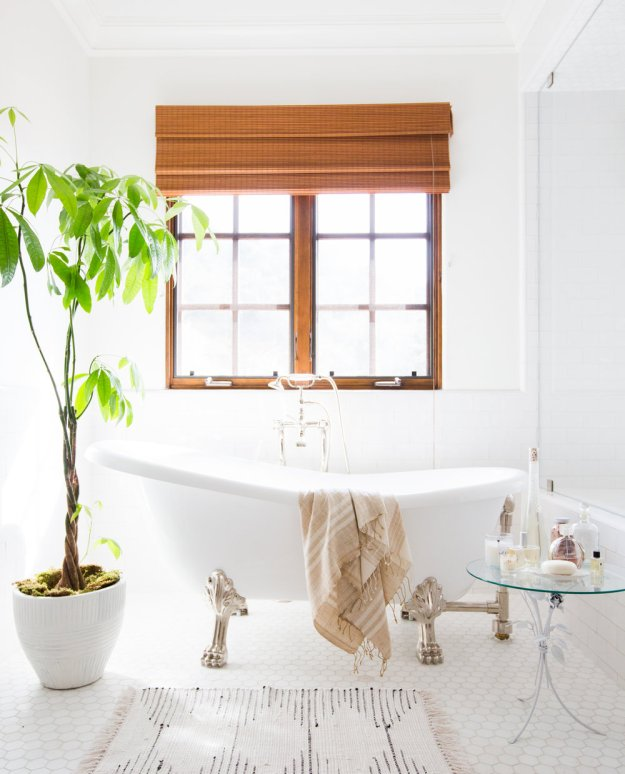 lauren conrad bathroom. Lauren Conrad s dreamy claw foot tub in her Pacific Palisades bathroom  designed by Katherine Carter Spotlight On Home Designed By