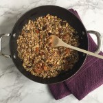 Healthy Toasted Granola (GF, Refined Sugar-free)