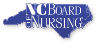NC Board of Nursing
