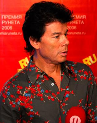 Олег Газманов рассказал о проблемах с женой
