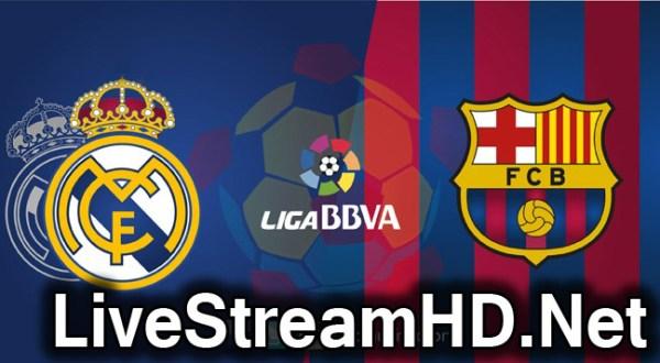Hora-canal-clasico-Real-madrid-barcelona-liga-bbva-espana