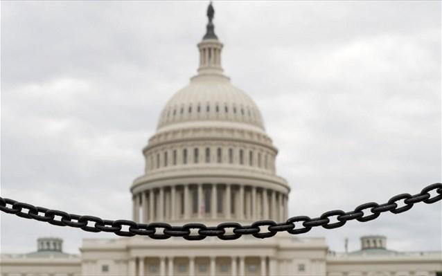 H μακροβιότερη παράλυση του κρατικού μηχανισμού στις ΗΠΑ