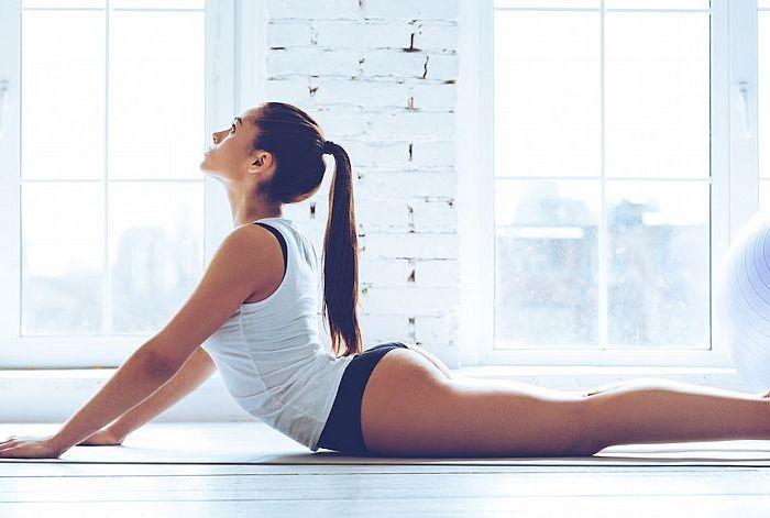 Αυξήστε την ευλυγισία σας με τη βοήθεια του stretching