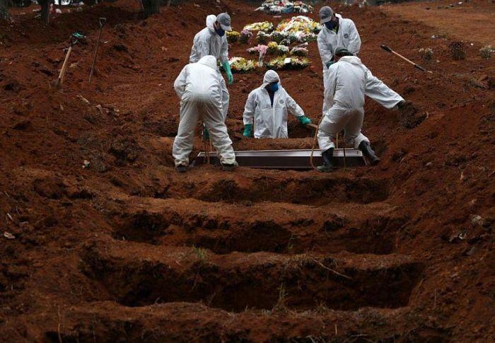Κοροναϊός: 673.909 θάνατοι, πάνω από 17 εκατ. κρούσματα παγκοσμίως
