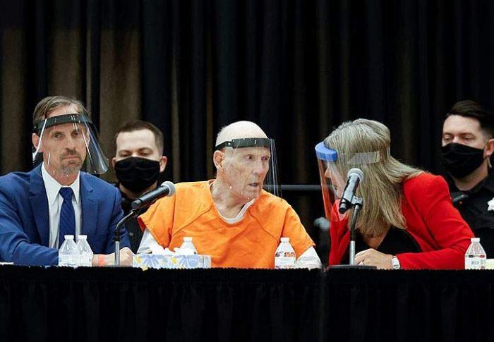 Ο κατά συρροή «δολοφόνος του Γκόλντεν Στέιτ» δηλώνει ένοχος για να γλιτώσει τη θανατική ποινή