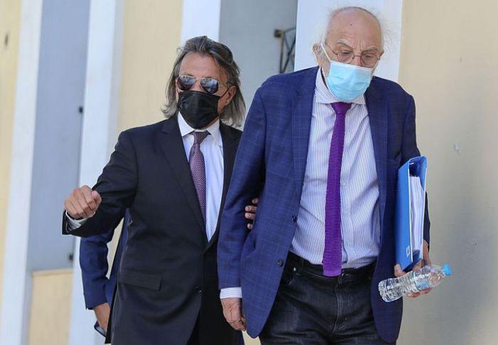 Απολογία Ψινάκη για το Μάτι – Αφέθηκε ελεύθερος με 20 χιλιάδες ευρώ εγγύηση