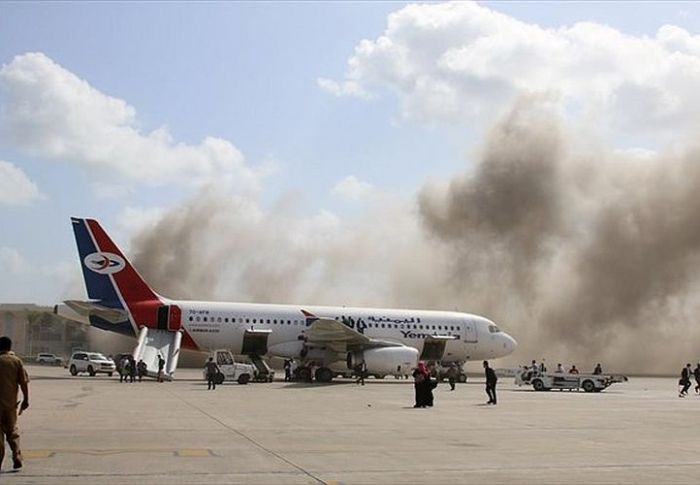 Υεμένη: «Σφαγή» στο αεροδρόμιο Άντεν