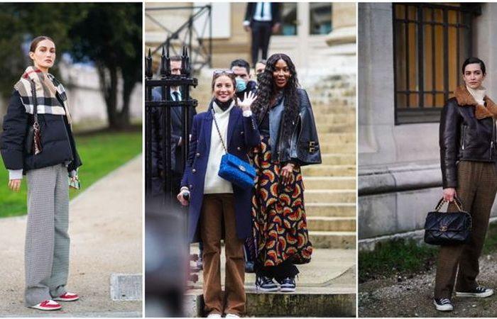Τα street style looks που ξεχώρισαν στην Paris Couture Week 2021